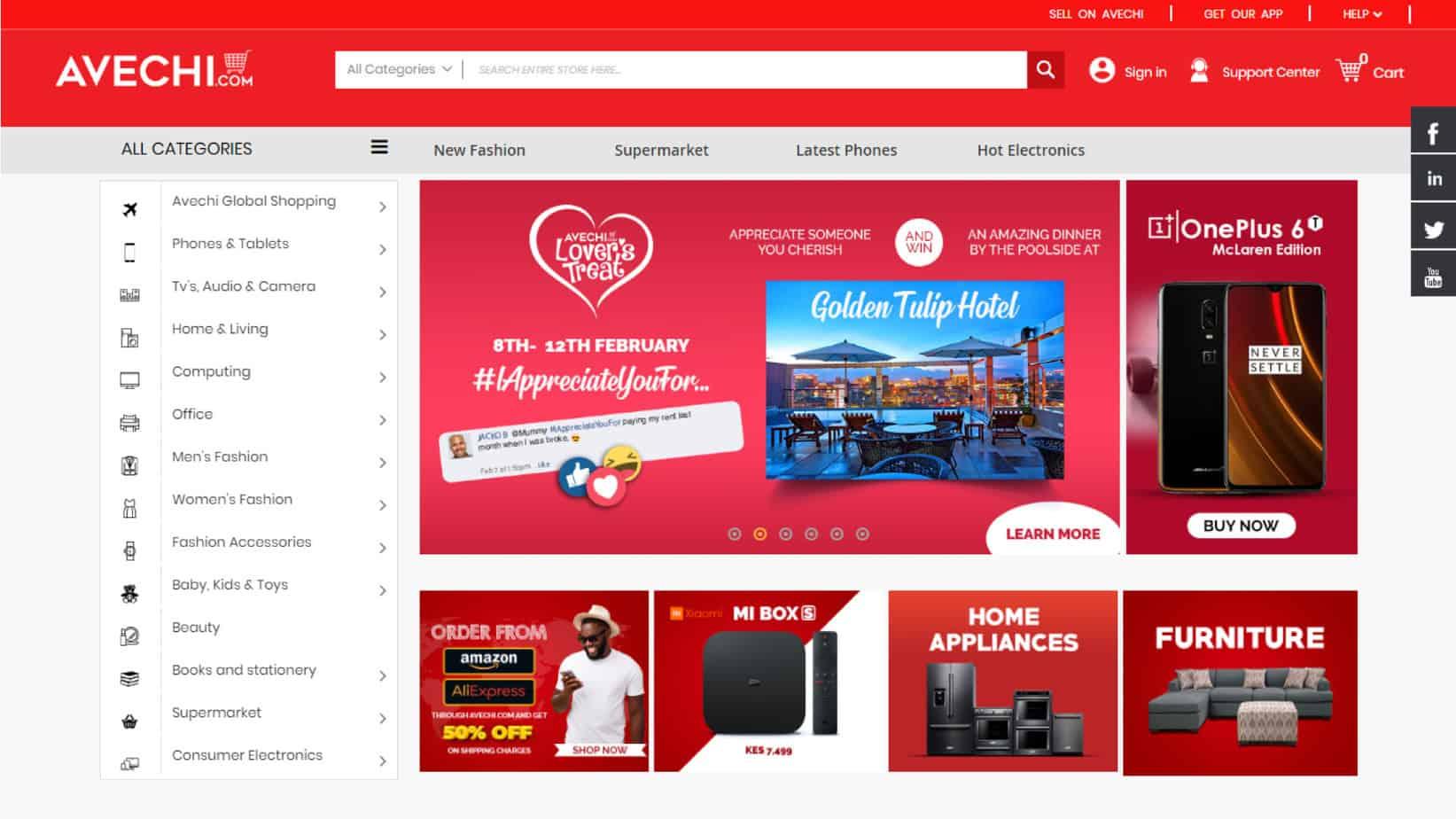 0b71529a68 11 Amazing Examples of E-commerce Website Design in Kenya - Simpaul ...